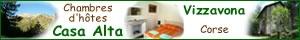 Chambres d'hôtes Casa Alta - Vizzavona, Corse